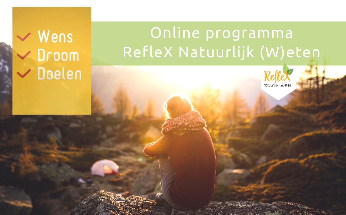 Online programma RefleX Natuurlijk (W)eten